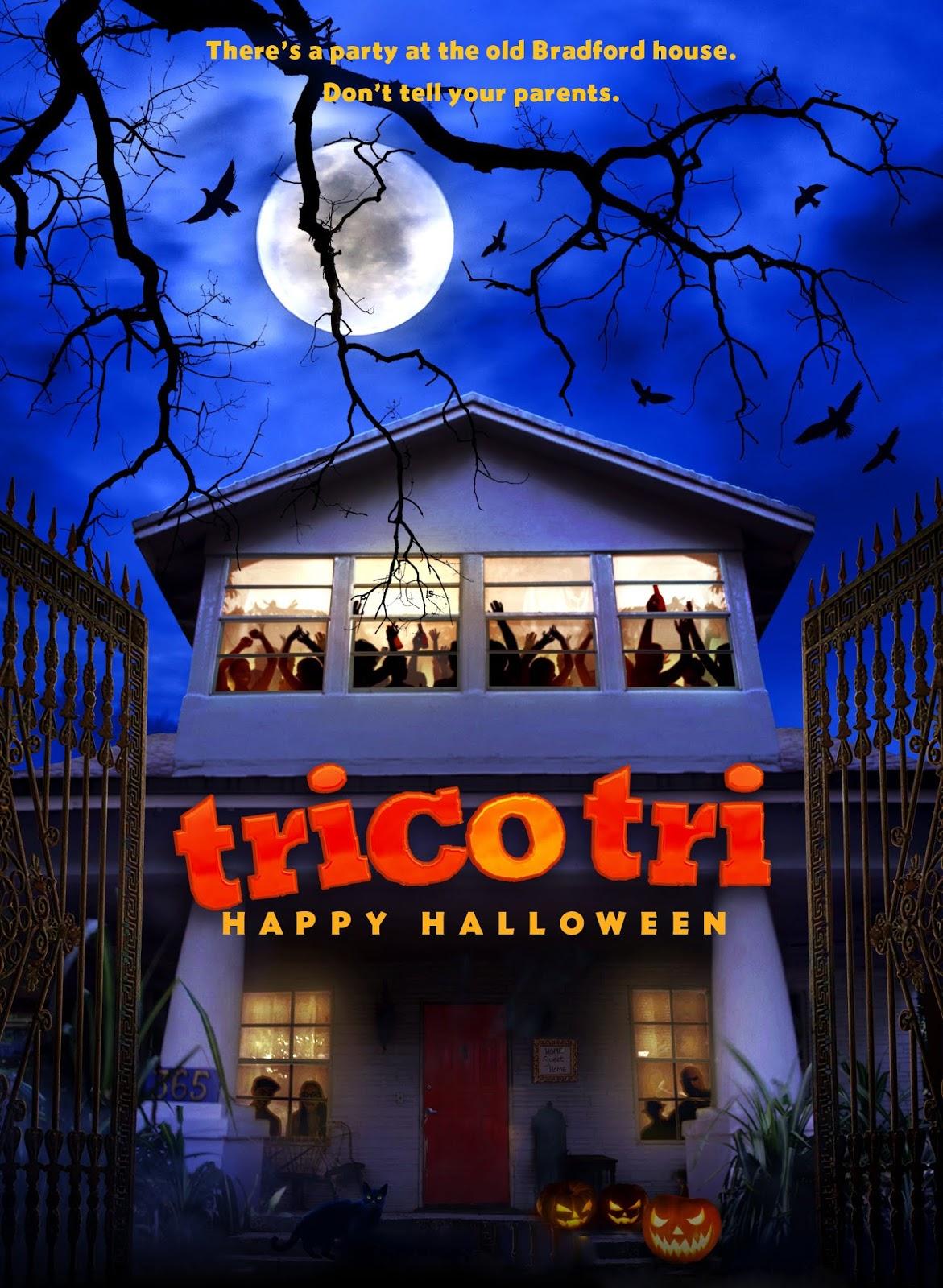 Trico Tri Happy Halloween [2018] [CUSTOM HD] [DVDR] [NTSC] [Latino]