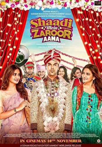 Shaadi Mein Zaroor Aana 2017 Hindi