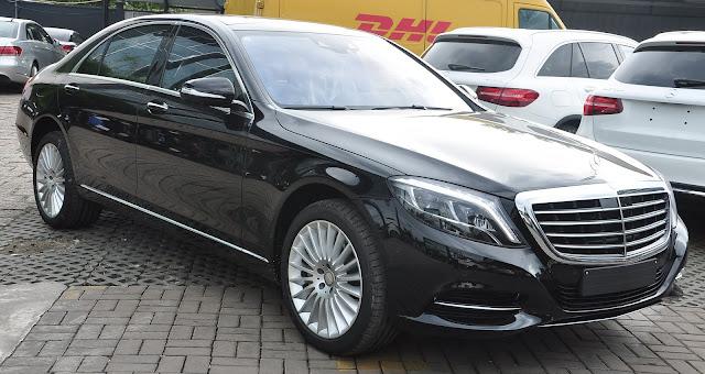 Mercedes S500 L 4MATIC thiết kế hoàn hảo, vận hành mạnh mẽ
