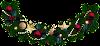 Christmas Garland Clip Art Free Download