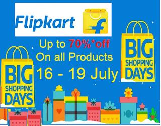 Flipkart Sale 2018