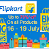 Flipkart Big Shopping Days Sale 2018– Get Biggest Deals and Offers on all products