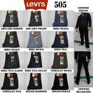 Jeans Levi's Murah