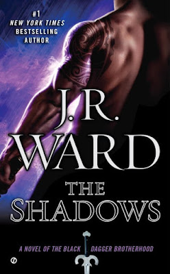 Book Review: The Shadows (Black Dagger Brotherhood #13) by J. R. Ward