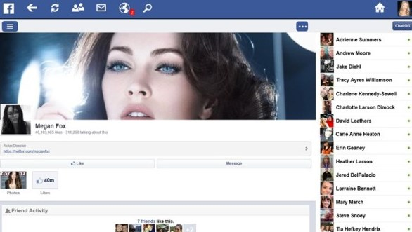 facebook chat for pc