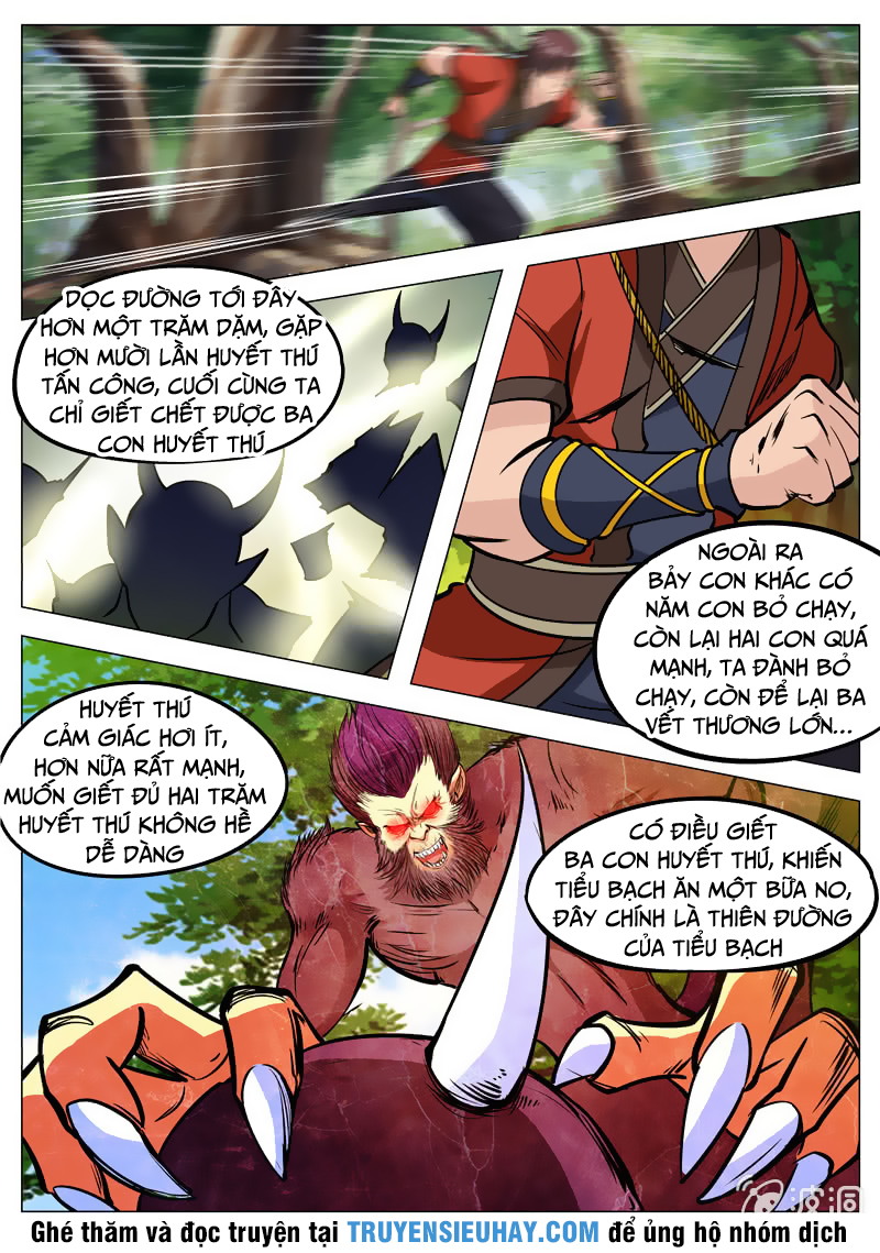 Đại Kiếm Thần - Chap 142