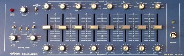 Microchips Sound Studio: EQ 4  Speciális EQ és szaturáció