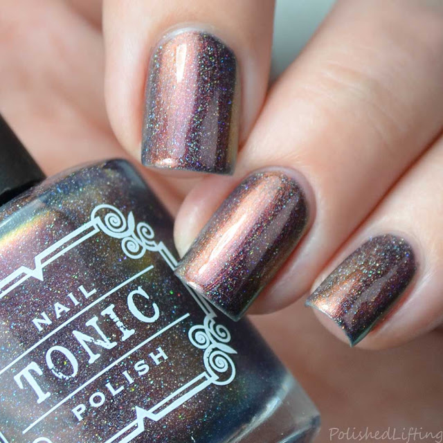 multi chrome nail polish