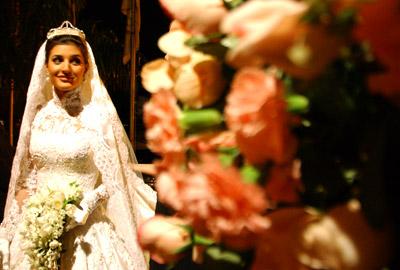 Maria Rudge Albuquerque noiva