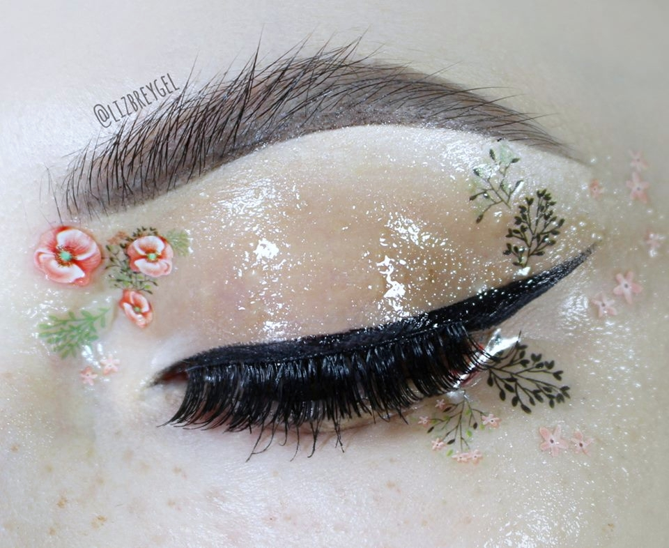 Makeup Trend Dissection All About Major Bushy Eyebrows Full