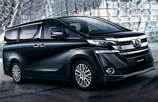 2019 Toyota Velfire Specs, Release Date And Price