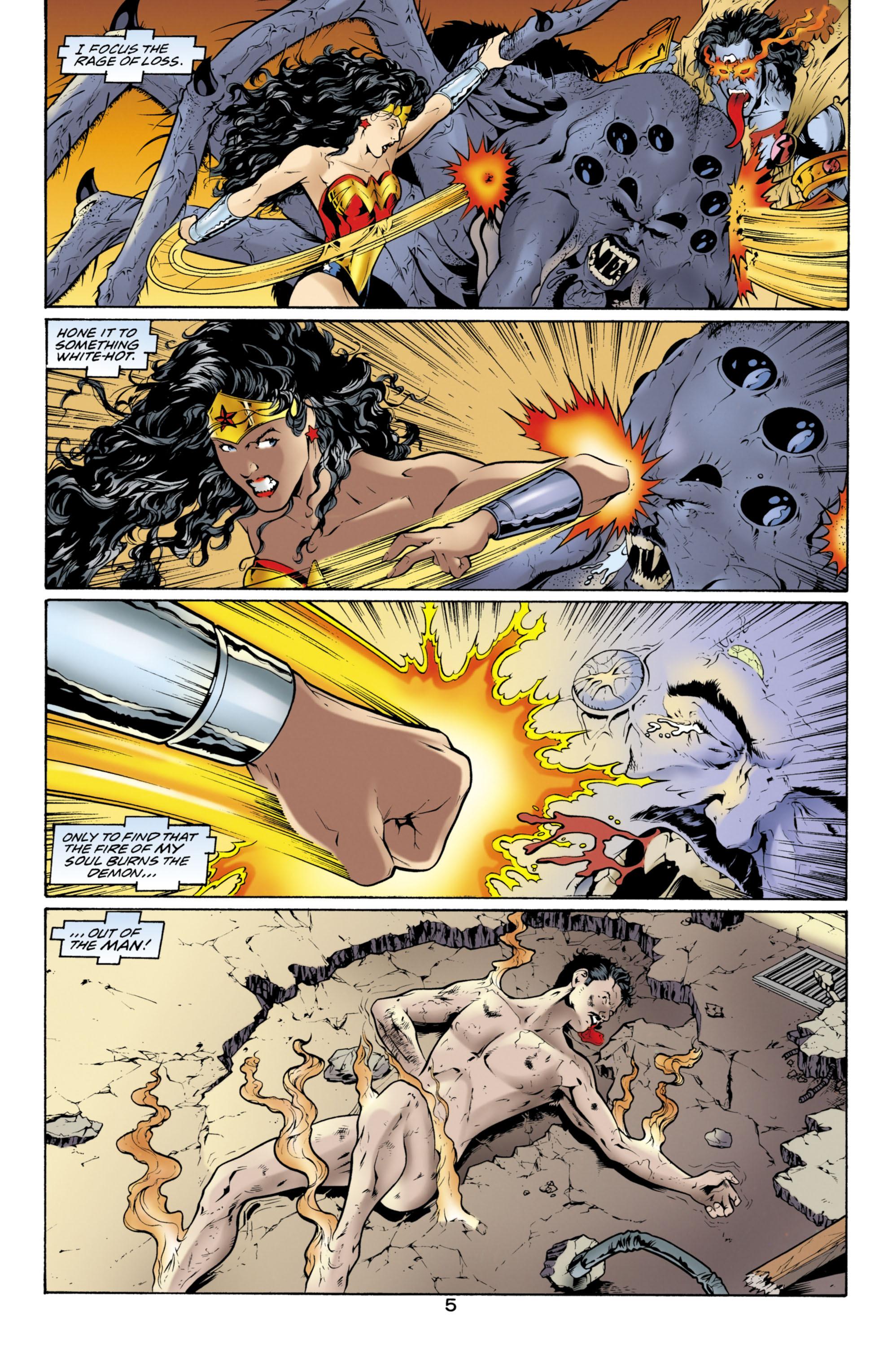 Read online Wonder Woman (1987) comic -  Issue #152 - 6