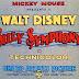 Silly Symphony - As primeiras animações de Walt Disney