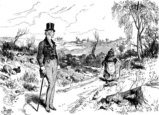 Fred Barnard book illustration