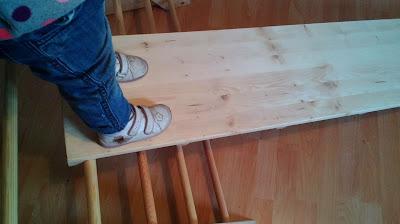 Kletterdreieck Pikler Gebraucht : Unser kletterdreieck nach emmi pikler saunatuch xxl