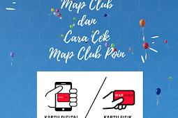 Cara Daftar Map Club dan Cara Cek Map Club Poin