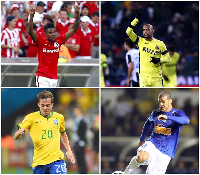 Segundo comentarista, Flamengo está apalavrado com 4 jogadores