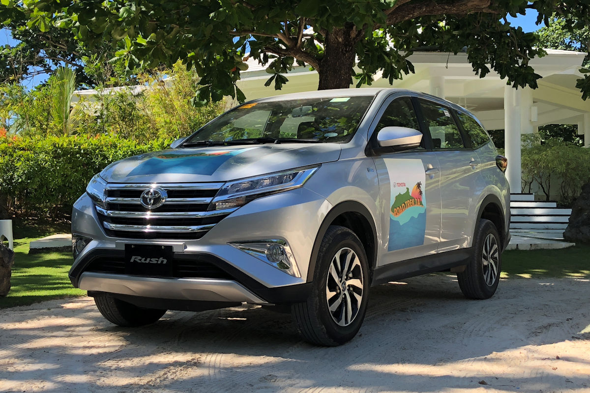 5 Things We Observed Driving The 2018 Toyota Rush Philippine Car