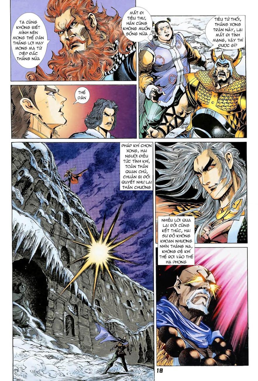 Đại Đường Uy Long chapter 99 trang 18