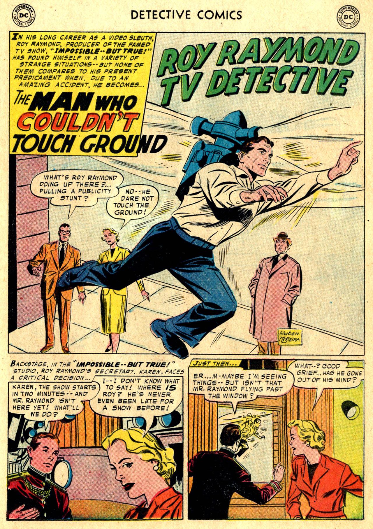 Read online Detective Comics (1937) comic -  Issue #241 - 17
