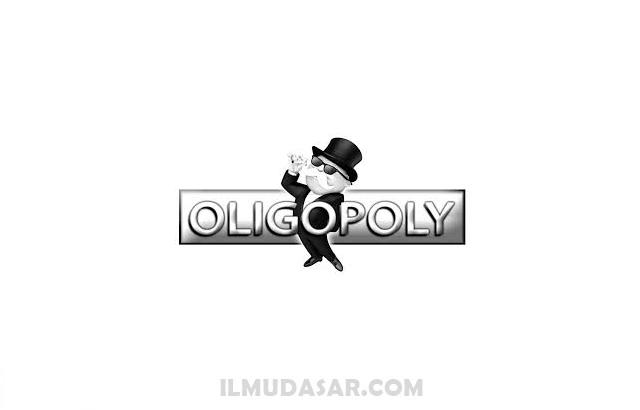 Pengertian, Ciri, Jenis Kelebihan dan Kekurangan pasar Oligopoli