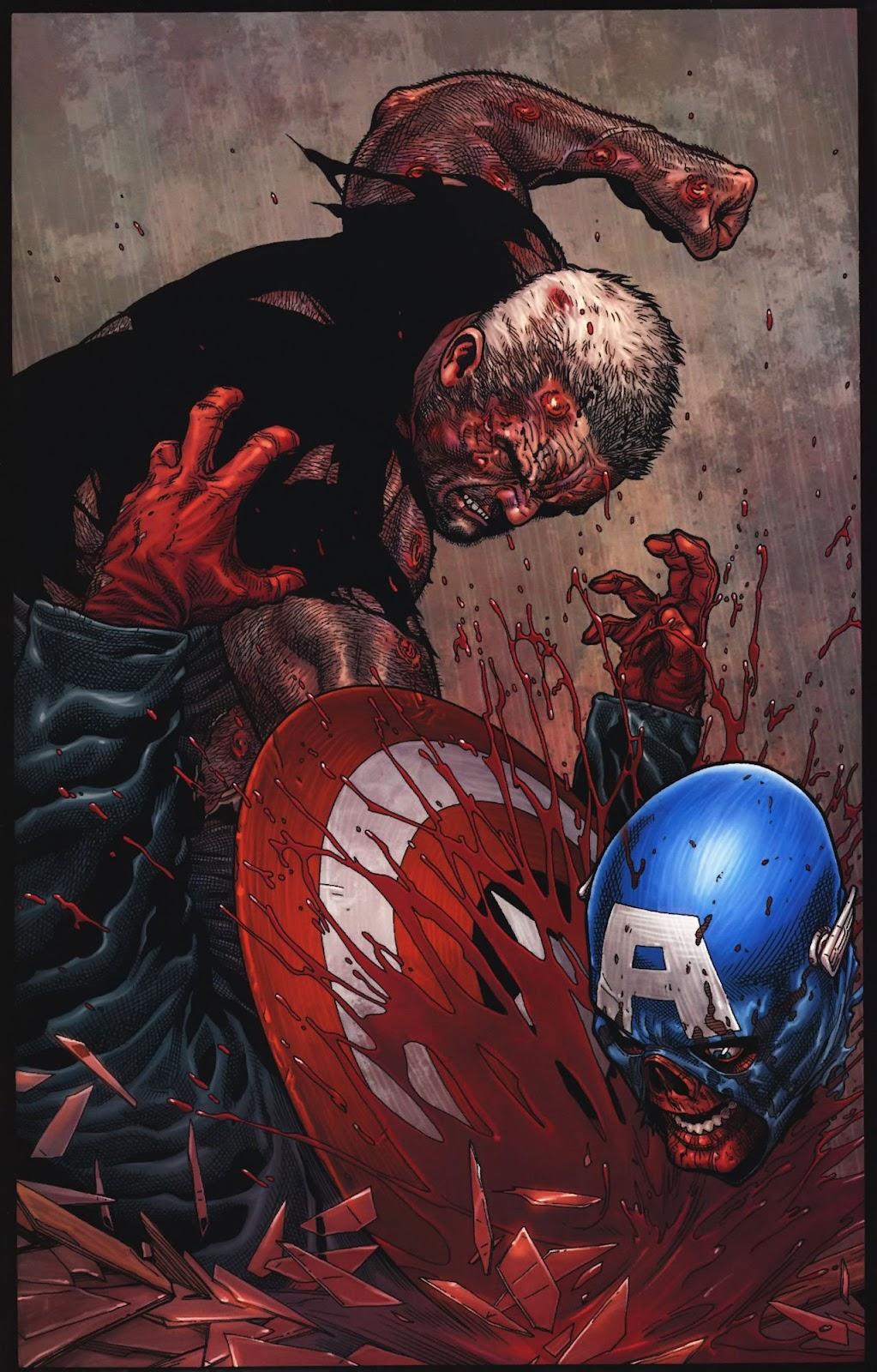 Read online Wolverine (2003) comic -  Issue #72 - 16