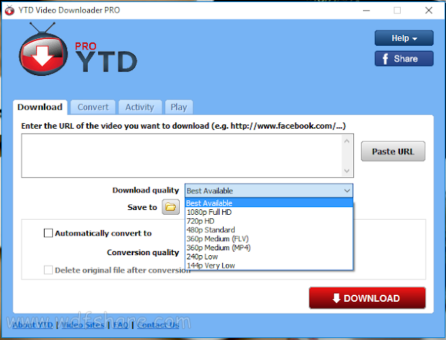 YTD Downloader Pro 5.1.0.0.1 Full Setup Keygen