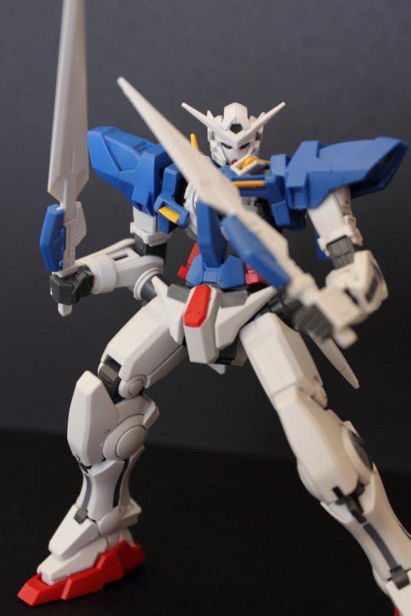 gundam exia hg - 600×900
