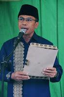 Wakil Walikota Jadi Inspektur Upacara HAB Kemenag ke-73 tingkat Kobi