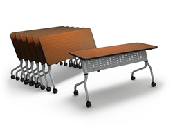 Adjustable Training Room Tables
