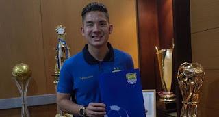 Kim Belum Bisa Main di Laga Persib vs Borneo FC