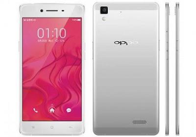 Harga Terbaru Hape Smartphone Oppo R7 Lite di Indonesia