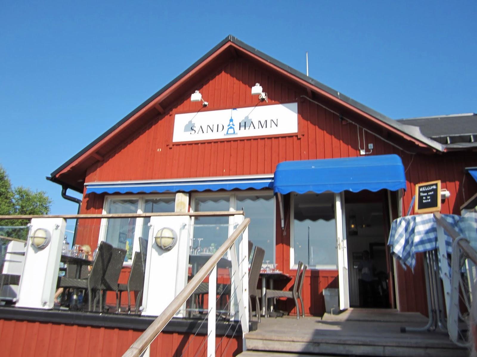 Sandhamns seglarhotell
