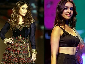 Stars Hungama at Mumbai Lakhme Fashion Week