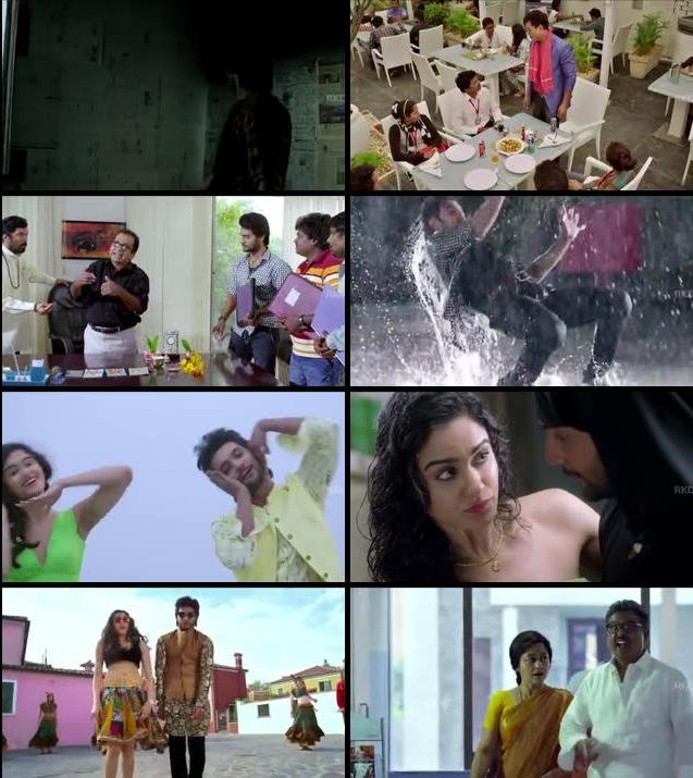 Garam 2016 Hindi Dubbed 480p HDRip