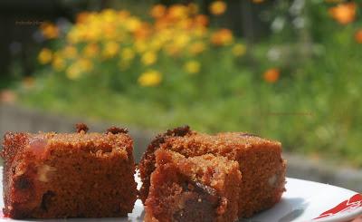 Kerala Christmas Fruit Cake Recipe