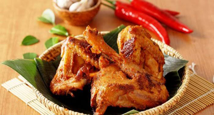 Ayam Cincane Khas Samarinda