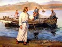 JESÚS SE APARECE A SIETE DE SUS DISCÍPULOS