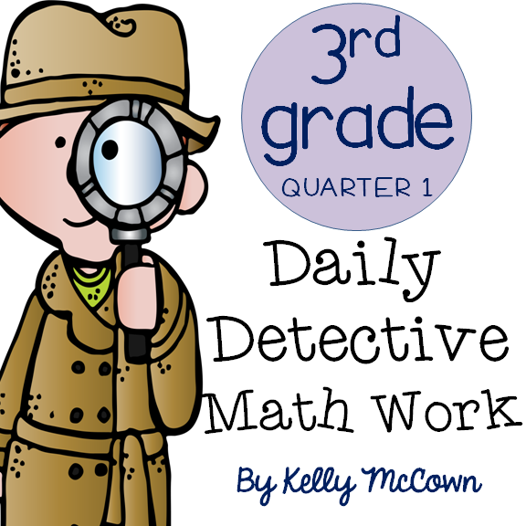 Kelly McCown: Math Morning Work: 3rd Grade