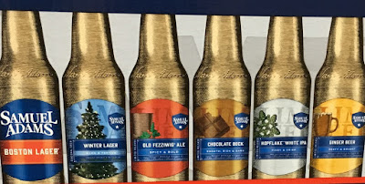 Costco 12391 - Samuel Adams Winter Classics Beers: 6 styles of beers for the holidays