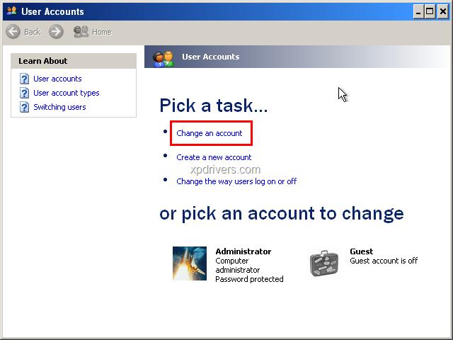 Free Method To Change/Reset Windows Admin Password   Windows