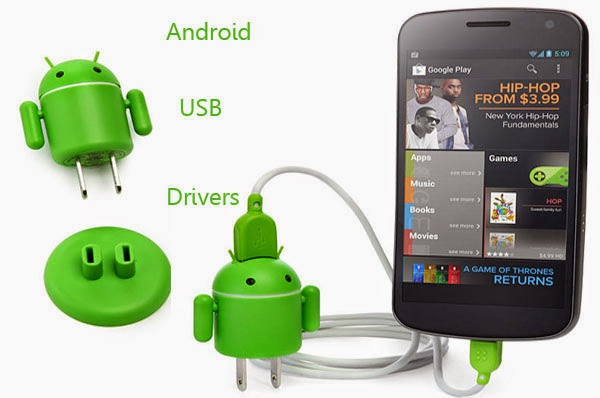 Android usb driver for windows 8