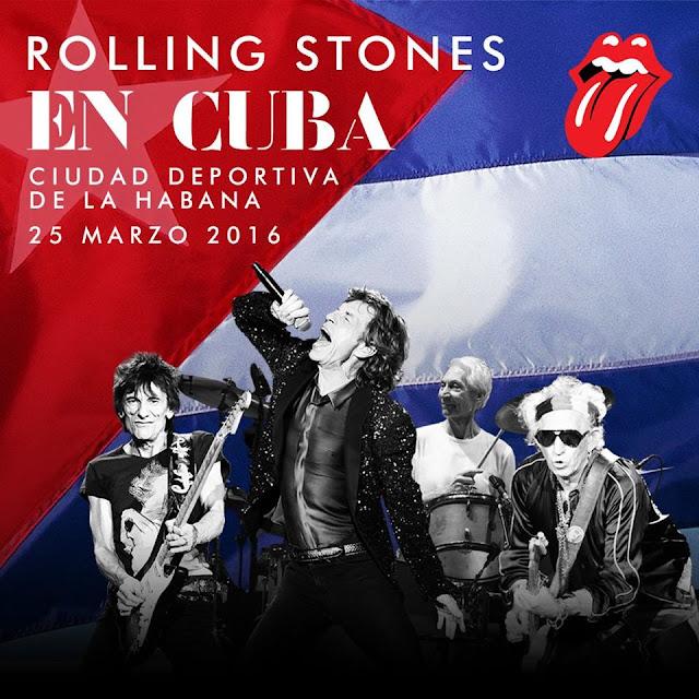 Histórico concierto de los Rolling Stones en Cuba