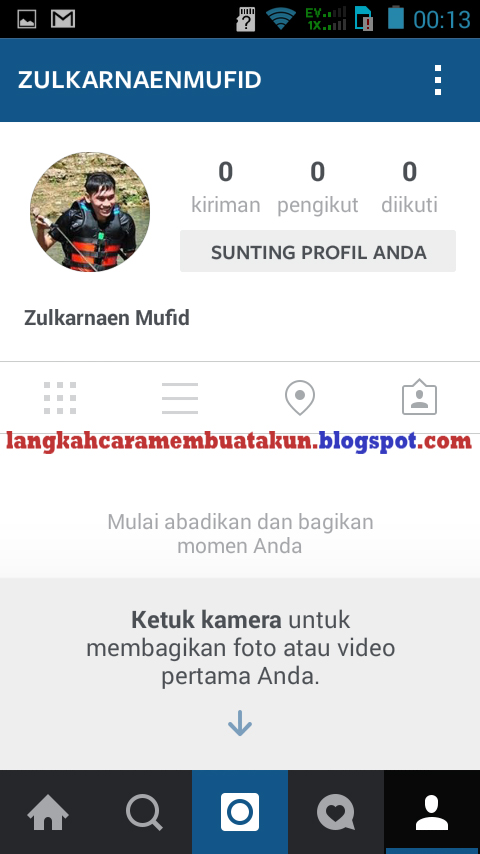 Cara Masuk Instagram Lewat Facebook   Daftar Instagram
