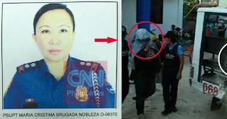 Look: Ang Pulis Superintendent na babae na sangkot sa pagtulong sa mga naipit na abusayaf sa Bohol! Inilahad!