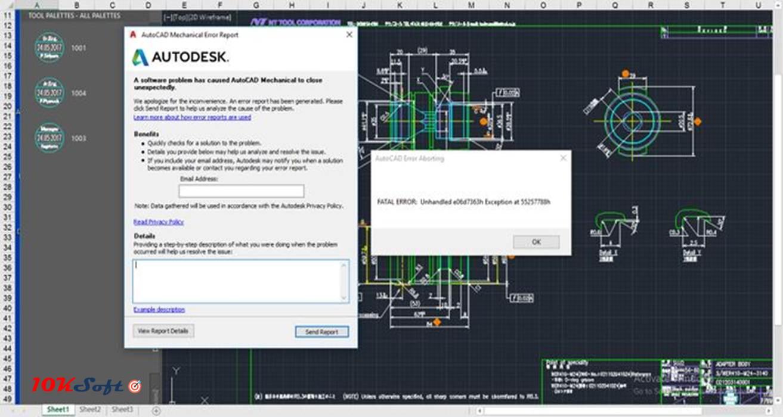 Autodesk AutoCAD Mechanical 2018 Offline Installer Setup Download