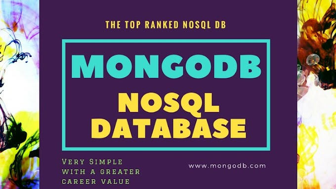 Master MongoDB, the NOSQL leader with Clarity and Confidence -UDEMY Free Course With UDEMY Coupon Code