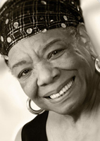 This photo is from http://www.vibrantword.com/maya_angelou.html