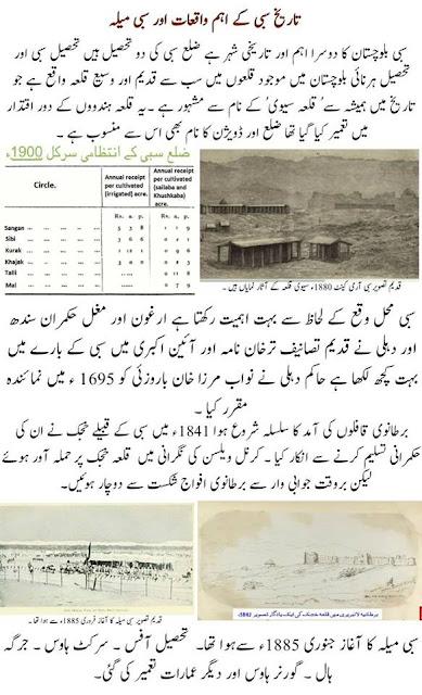 History of Sibi