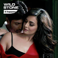 winning hot sexy diva Dia mirza hot photoshoot for wild stone red ad